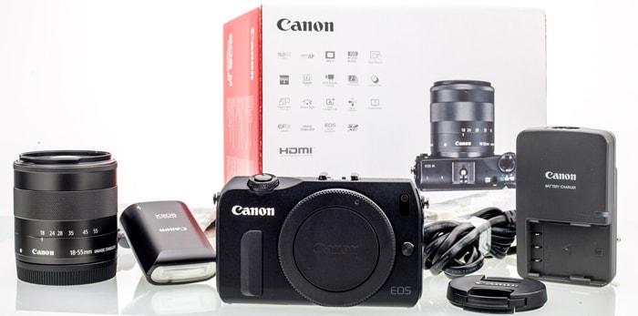 Canon Kameras und Objektive verkaufen bei Foto Ankauf