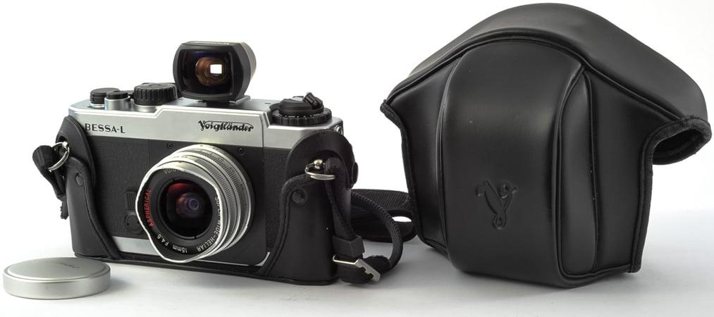 Voigtländer Kameras und Objektive verkaufen bei Foto Ankauf