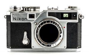 Nikon analog Kamera verkaufen Deutschlandweit