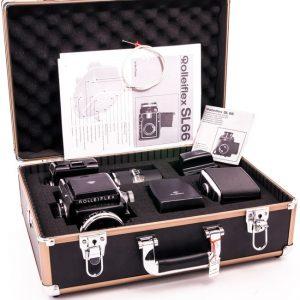 Rolleiflex SL66 und SLR Ankauf zum fairen Preis und schnelle abwicklung