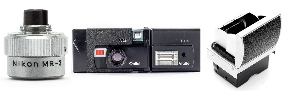 Jetzt deutschlandweit gebrauchte Fotoausrüstung ankauf